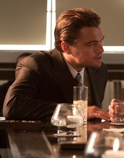 In foto Leonardo DiCaprio (46 anni) Dall'articolo: Inception: forse so come tornare a casa.