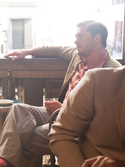 In foto Tom Hardy (44 anni) Dall'articolo: Inception: forse so come tornare a casa.