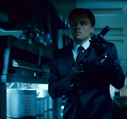 In foto Leonardo DiCaprio (44 anni) Dall'articolo: Inception: forse so come tornare a casa.