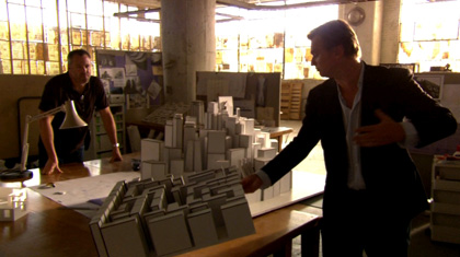 In foto Christopher Nolan (51 anni) Dall'articolo: Inception: forse so come tornare a casa.