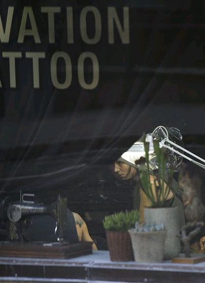 In foto Rooney Mara (34 anni) Dall'articolo: The Girl With the Dragon Tattoo: le foto di Craig nei panni di Mikael Blomkvist.