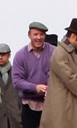 Le foto di Downey Jr. e Law al Richmond Park di Londra