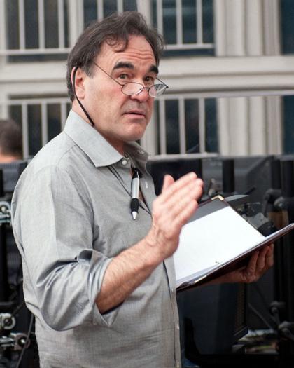 In foto Oliver Stone (72 anni) Dall'articolo: Il ritorno di Gordon Gekko.