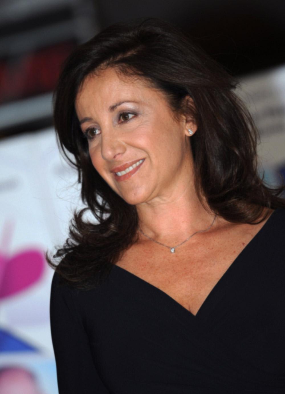 In foto Carla Signoris (61 anni) Dall'articolo: I maschi: un bersaglio facile.