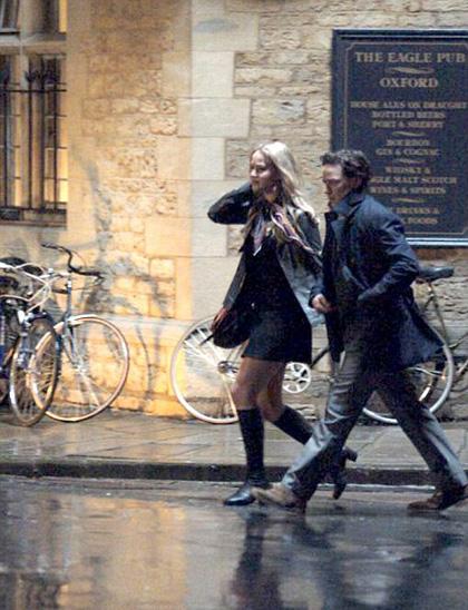 In foto Jennifer Lawrence (30 anni) Dall'articolo: Prime foto sul set di Charles Xavier e Mystica.