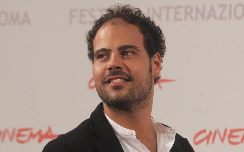 In foto Marco D'Amore (38 anni) Dall'articolo: Toni Servillo al Festival di Roma.