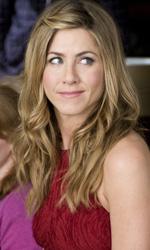 Ho dirottato la gravidanza di Kassie - Jennifer Aniston interpreta Kassie Larson.