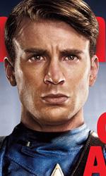 Prime foto ufficiali di Captain America: The First Avenger - Chris Evans sulla copertina di Entertainment Weekly.