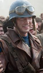 Prime foto ufficiali di Captain America: The First Avenger - Steve Rogers e il maggior Peggy Carter.