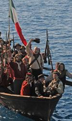 Lo sbarco garibaldino sulle coste calabre. -  Dall'articolo: La fotogallery di Noi Credevamo.