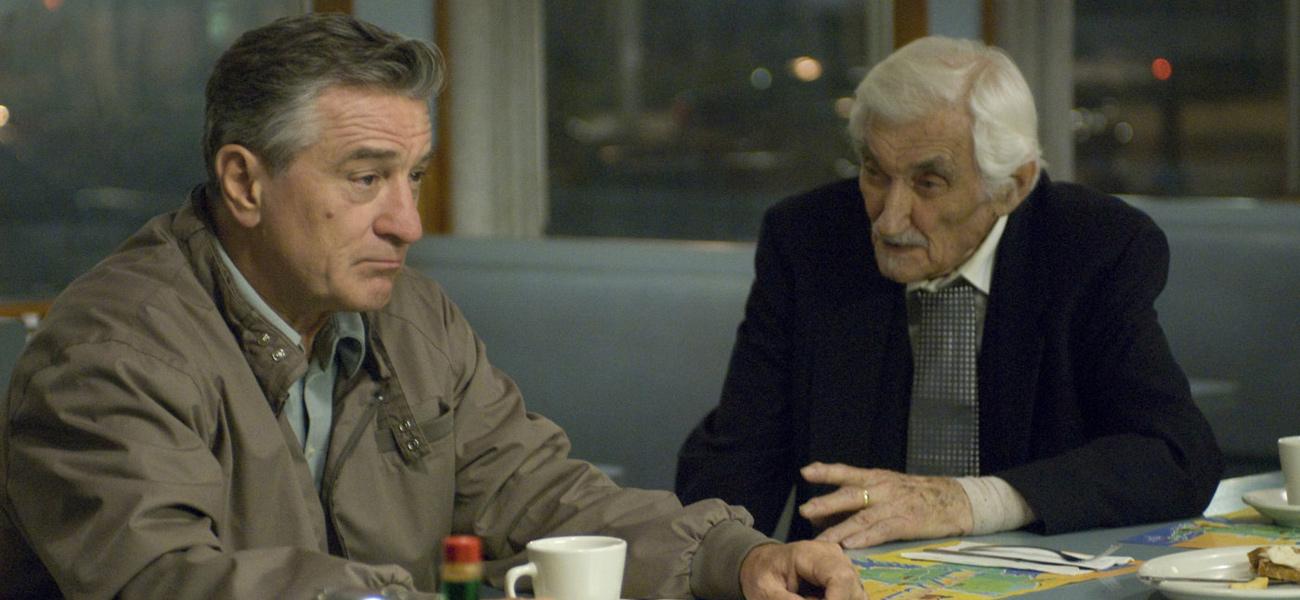 In foto Robert De Niro (78 anni) Dall'articolo: Robert De Niro: the king of comedy.