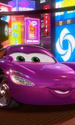 Trailer italiano e prime immagini ufficiali di Cars 2 - Holley Shiftwell, la spia in addestramento doppiata da Emily Mortimer.