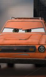 Trailer italiano e prime immagini ufficiali di Cars 2 - Grem e Acer.