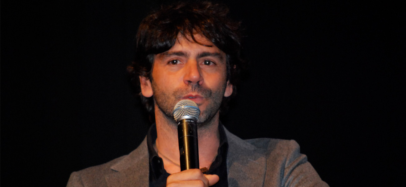 Luca Lucini in Terrazza Martini -
