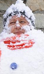 In foto Massimo Boldi (75 anni) Dall'articolo: La fotogallery di A Natale mi sposo.