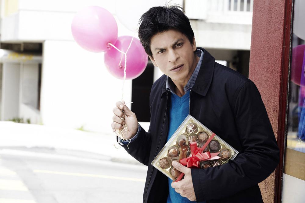 In foto Shah Rukh Khan (54 anni) Dall'articolo: La fotogallery del film Il mio nome è Khan.