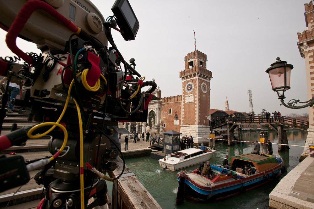 Il set veneziano del film The Tourist. -  Dall'articolo: La fotogallery del film The Tourist.