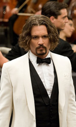 In foto Johnny Depp (57 anni) Dall'articolo: La fotogallery del film The Tourist.
