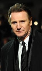 In foto Liam Neeson (69 anni) Dall'articolo: La premiere londinese di Le cronache di Narnia - Il viaggio del veliero.