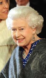 La regina Elisabetta II alla premiere londinese del film Le cronache di Narnia - Il viaggio del veliero. -  Dall'articolo: La premiere londinese di Le cronache di Narnia - Il viaggio del veliero.