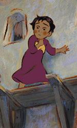 La fotogallery del film Mià e il Migù - Una scena del film d'animazione francese Mià e il Migù.