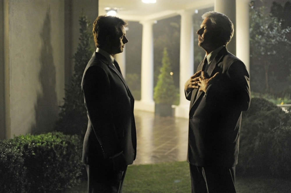 In foto Dennis Quaid (67 anni) Dall'articolo: La fotogallery del film I due presidenti.