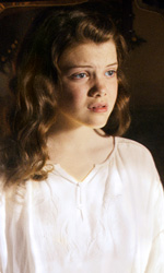In foto Georgie Henley (25 anni) Dall'articolo: La fotogallery delle Cronache di Narnia - Il viaggio del veliero.