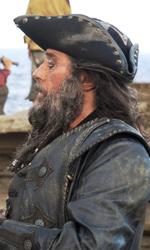 Trailer italiano e foto di Pirati dei Caraibi 4: Oltre i Confini del Mare - Angelica, Jack Sparrow e Barbanera.