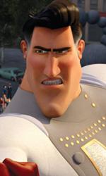 Titan contro Metro Man. -  Dall'articolo: La fotogallery del film Megamind.