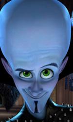Minion e Megamind in una scena del film Megamind. -  Dall'articolo: La fotogallery del film Megamind.