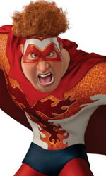 Titan doppiato nella versione originale da Jonah Hill. -  Dall'articolo: La fotogallery del film Megamind.