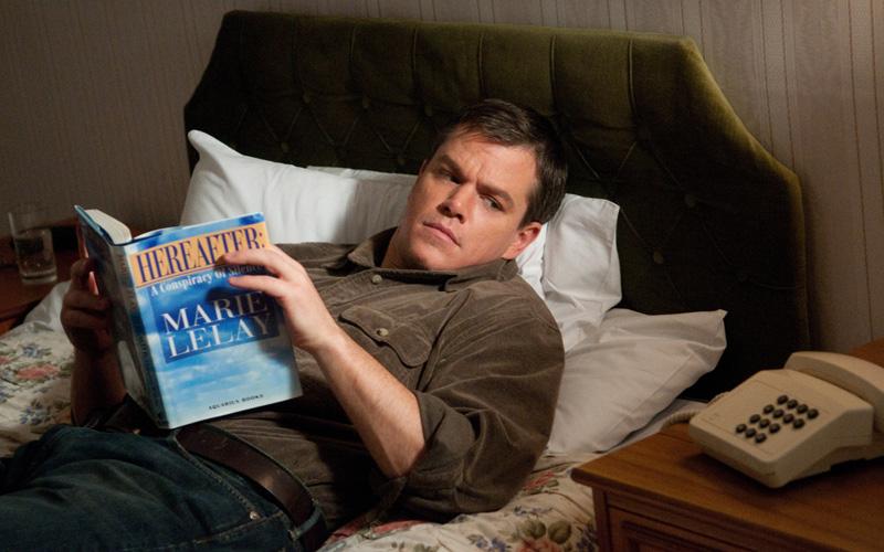 In foto Matt Damon (50 anni) Dall'articolo: La fotogallery del film Hereafter.