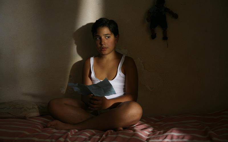 In foto Matteo Basso Dall'articolo: La fotogallery del film Un giorno della vita.