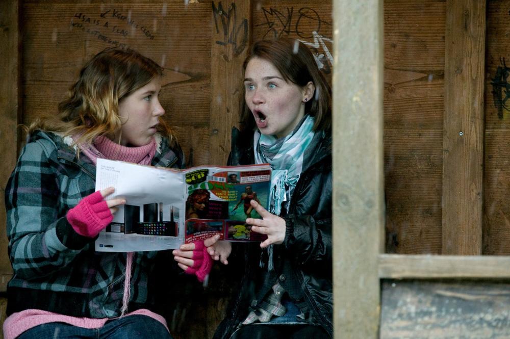 In foto Jessica Barden (29 anni) Dall'articolo: La fotogallery del film Tamara Drewe - Tradimenti all'inglese.