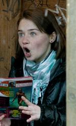 In foto Jessica Barden (28 anni) Dall'articolo: La fotogallery del film Tamara Drewe - Tradimenti all'inglese.