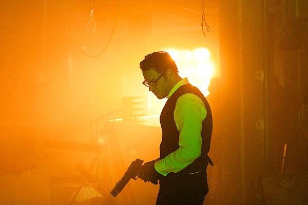 In foto Seth Rogen (39 anni) Dall'articolo: Online la featurette Un nuovo tipo di eroe.