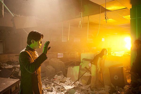 In foto Jay Chou (41 anni) Dall'articolo: Online la featurette Un nuovo tipo di eroe.