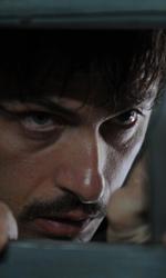 Vallanzasca, i nuovi materiali - Kim Rossi Stuart nel film interpreta Renato Vallanzasca, il bandito che negli anni '70 terrorizzò Milano con rapine, sequestri, omicidi ed evasioni