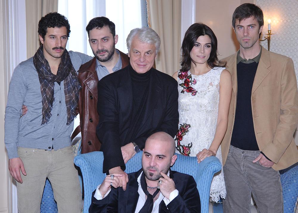 """In foto Michele Placido (72 anni) Dall'articolo: Vita, azione ed espiazione del """"bel Renè""""."""