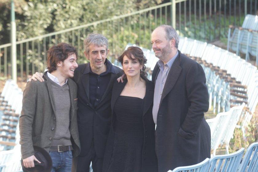 In foto Giulio Manfredonia (53 anni) Dall'articolo: Riso amaro.
