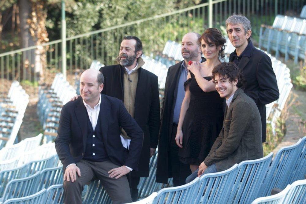 In foto Antonio Albanese (56 anni) Dall'articolo: Riso amaro.