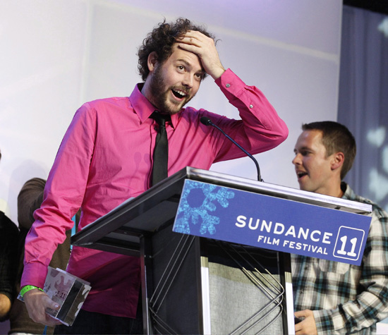 In foto Drake Doremus (38 anni) Dall'articolo: Like Crazy vince il Gran Premio della Giuria al Sundance 2011.