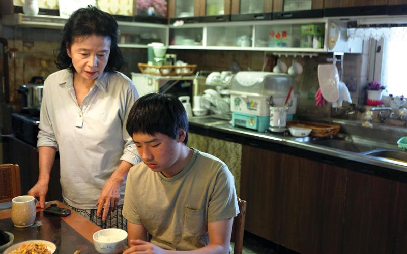 In foto Yu Junghee (75 anni) Dall'articolo: Poetry nelle sale da aprile.