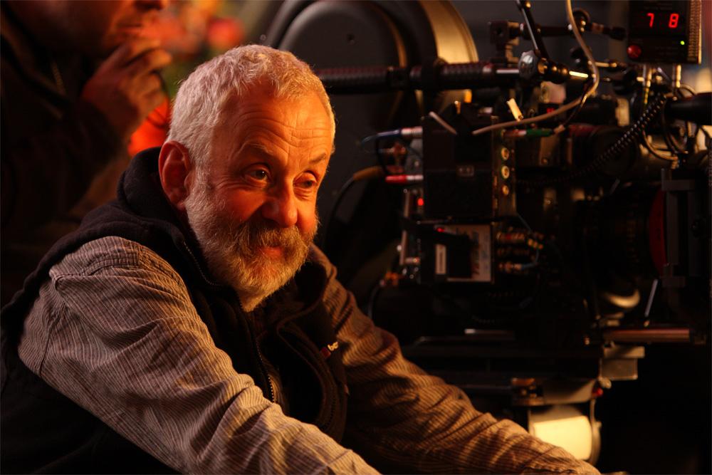 In foto Mike Leigh (77 anni) Dall'articolo: La fotogallery del film Another Year.