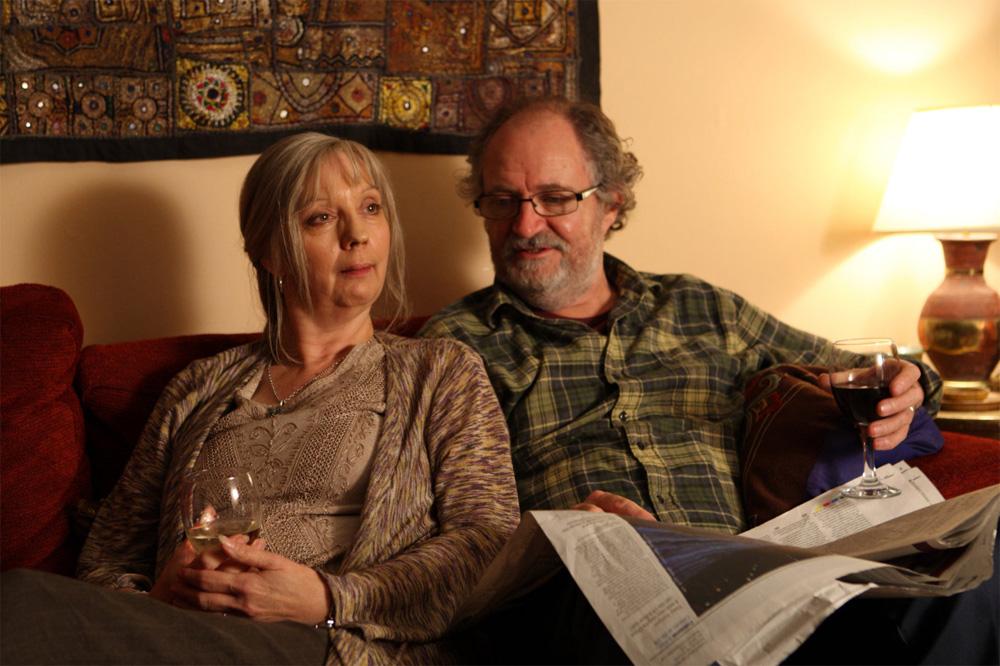In foto Ruth Sheen Dall'articolo: La fotogallery del film Another Year.