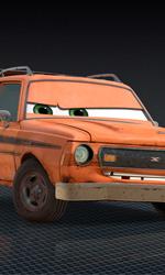Cars 2, i nuovi nemici di Saetta McQueen - Lo scagnozzo