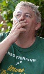 In foto Mike Leigh (77 anni) Dall'articolo: Film nelle sale: Uomini e donne, istruzioni per l'uso.