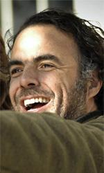 La fotogallery del film Biutiful - Javier Bardem in compagnia del regista Alejandro Gonzales Inarritu.