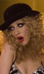 Un musical per Christina Aguilera - Ali Rose (Christina Aguilera) in scena.