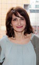 In foto Lorenza Indovina (53 anni) Dall'articolo: U pilu sopra Berlino.